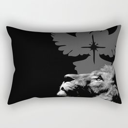 HUMBLE THYSELF Rectangular Pillow