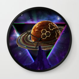 Summon the Future Wall Clock