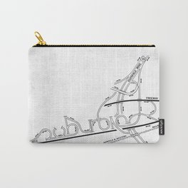 Suburbia Carry-All Pouch