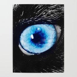 Crystal Eye Poster
