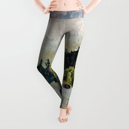 Emily Carr - Tanoo Leggings