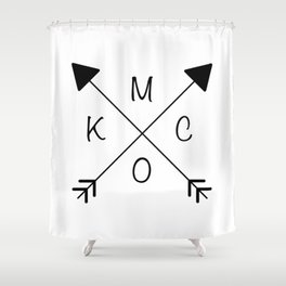 Kansas City x KCMO Shower Curtain