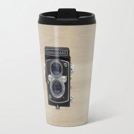 yashica 635 - vintage camera  Travel Mug