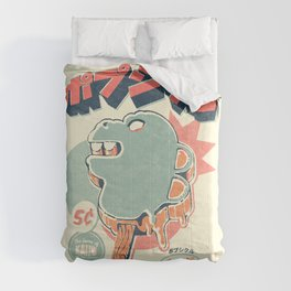 Kaiju Ice pop Comforters