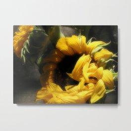 Flowers Of The Sun Metal Print