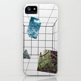 Big White Room iPhone Case
