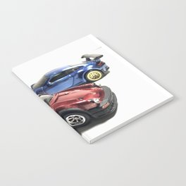 Car Candy Notebook