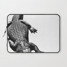 Alligators Love to Swim Laptop Sleeve