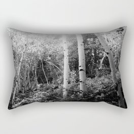 The Aspen Grove, No. 2 Rectangular Pillow