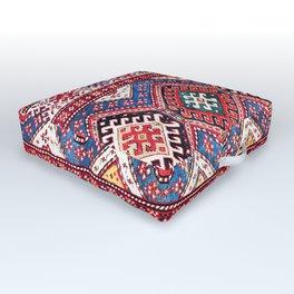Genje Central Caucasus Rug Outdoor Floor Cushion