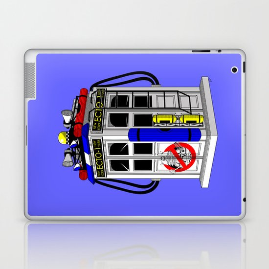 Tardis-1 Laptop & iPad Skin
