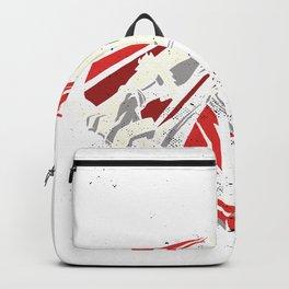 Roman Warrior Backpack