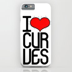 I heart curves Slim Case iPhone 6s
