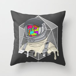 Psychonaut Throw Pillow