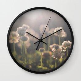 Wander Wall Clock