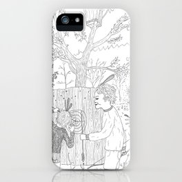 beegarden.works 006 iPhone Case