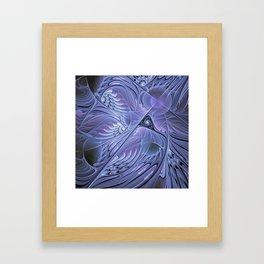 flamedreams -12- Framed Art Print