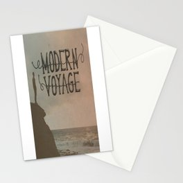 Modern Voyage Stationery Cards