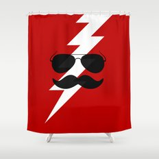 Boots Electric Shower Curtain