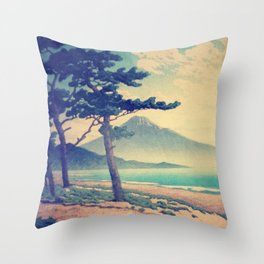 Sentience in Lakshi Throw Pillow