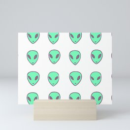 Aliens Mini Art Print