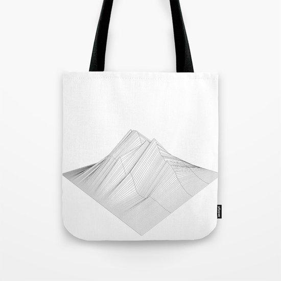 rough Tote Bag