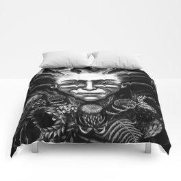 """Pan of the Woods"" Comforters"