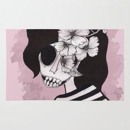 Dead pink Rug