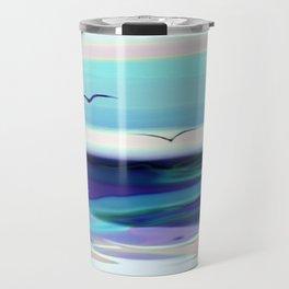 ocean touch no.4a Travel Mug