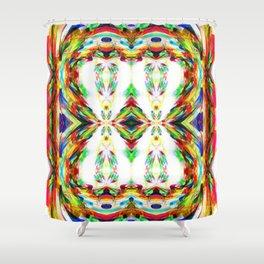 Headress Shower Curtain