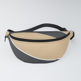 Squat nude abstract Fanny Pack