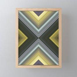 Broken Cycle Framed Mini Art Print