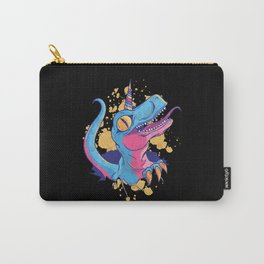 T-Rex Unicorn Dinosaur Gift Carry-All Pouch