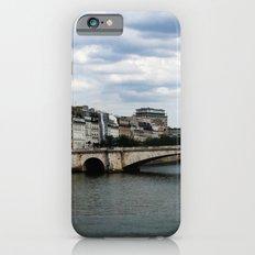 Les bords de Seine Slim Case iPhone 6s