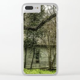 Shadows and Tall Trees Clear iPhone Case