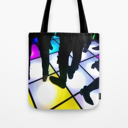 Saturday Night Tote Bag