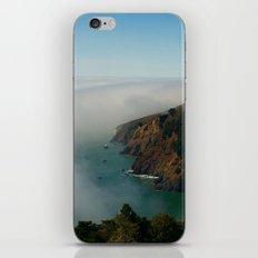 Marin Headlands Fog iPhone & iPod Skin