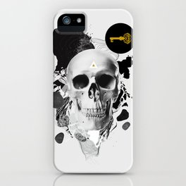 Voyager 05 iPhone Case