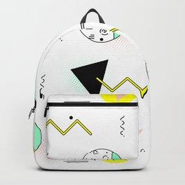 Memphis mint Backpack