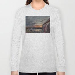 Lanes cove Sunset 5-5-18 Long Sleeve T-shirt