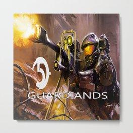 Halo5 Guardians Metal Print
