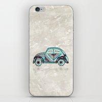 VosVos in Wonderland iPhone & iPod Skin