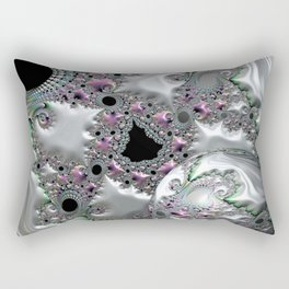 Precious Jewels with Sphere Rectangular Pillow