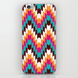 Tribal Chevron II iPhone Skin