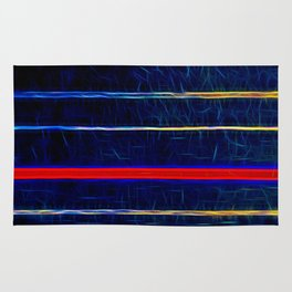 Wired up by Brian Vegas Rug