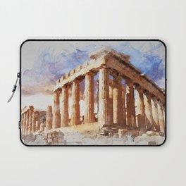 Acropolis Of Athens Laptop Sleeve