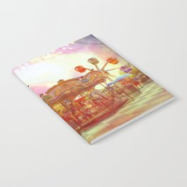 Merry Go Round Notebook