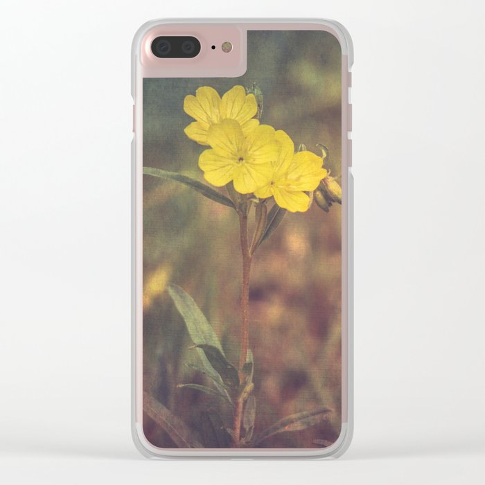 I Will Always Come Back Clear iPhone Case