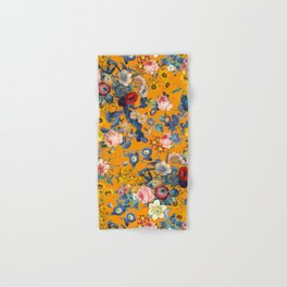 Summer Botanical Garden IX Hand & Bath Towel