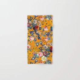 Summer Botanical Garden IX Hand & Bath Towel